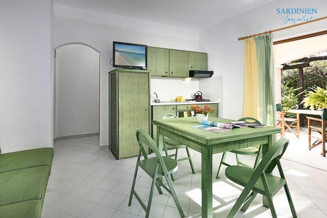 4-Raum Appartement