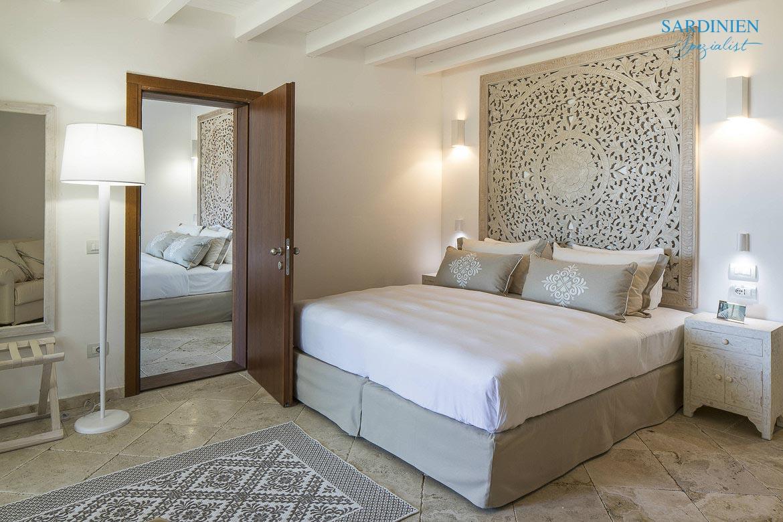 Villa 2 Schlafzimmer seitl. Meerblick