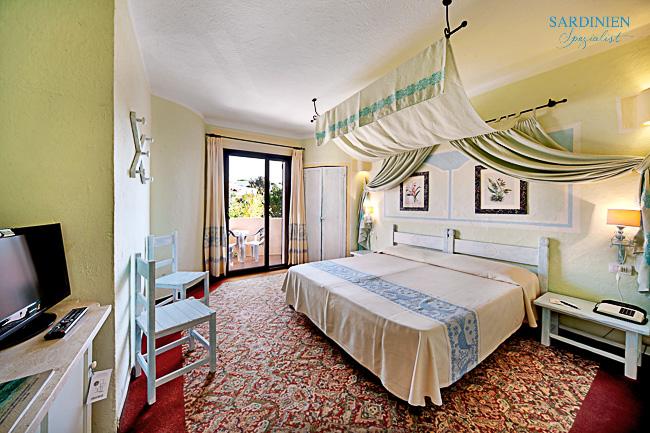 Einzelzimmer Standard Gartenblick