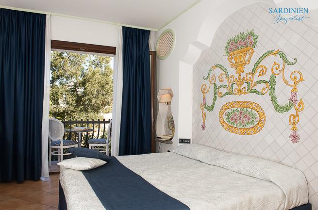 Doppelzimmer Comfort Gartenblick