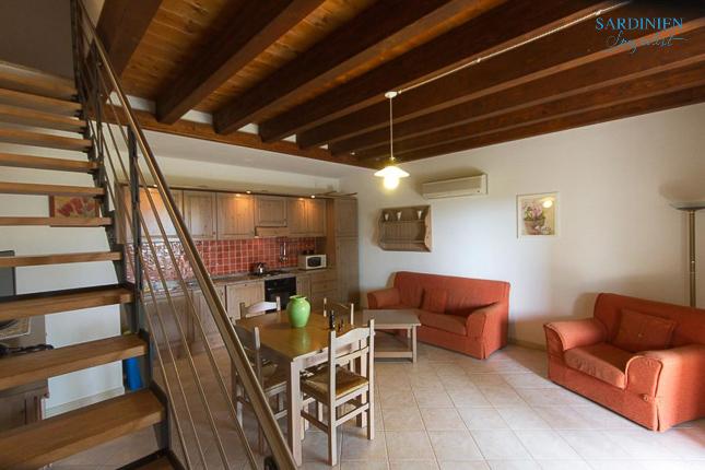 Il Borgo - Mini Suite / 3 Raum Appartement