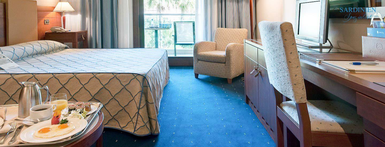 Doppelzimmer Poolblick